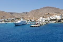 Ferryboat Pireu - Santorini